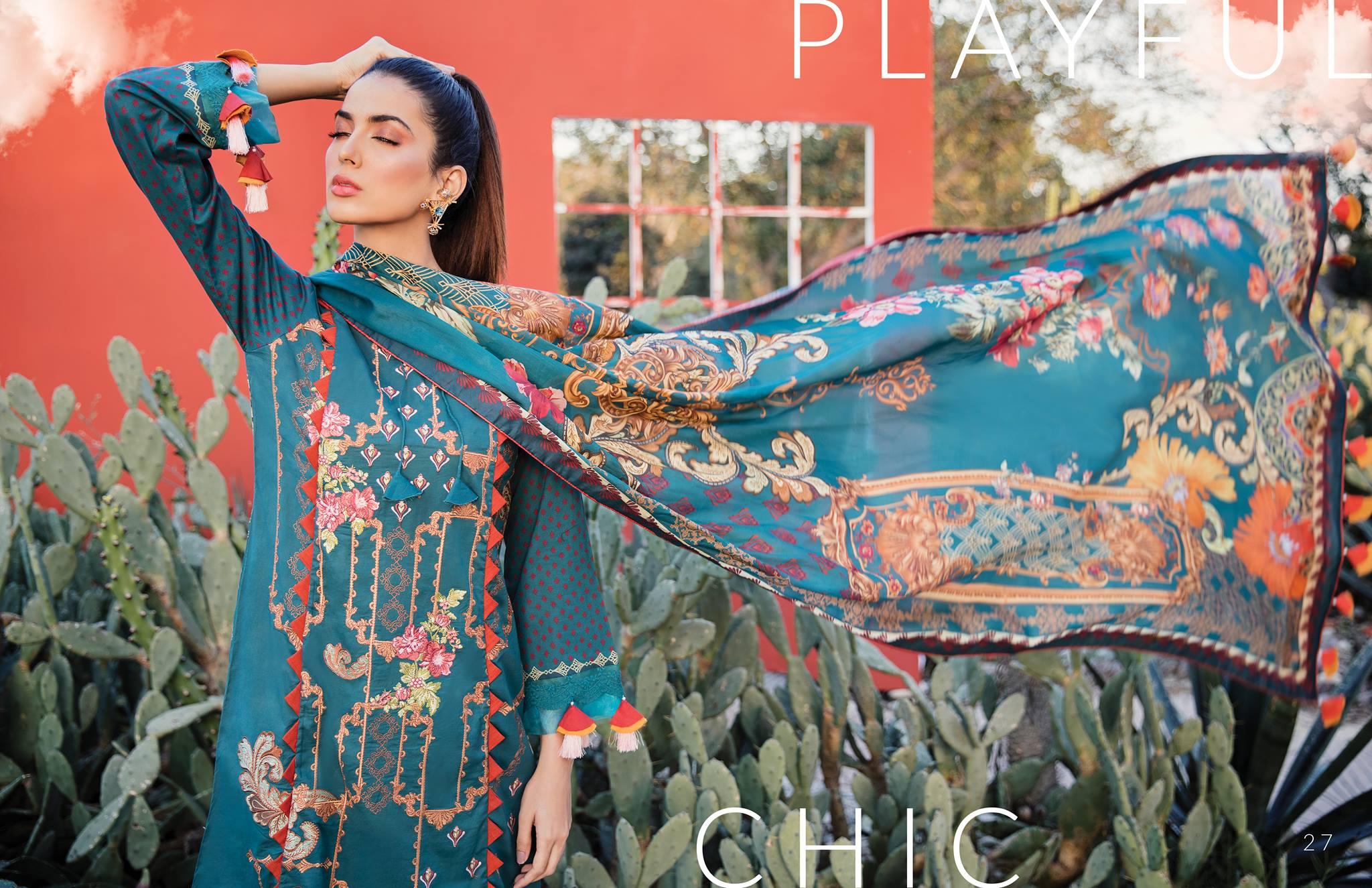 QLine Lawn 2019 by Qalamkar
