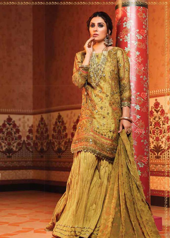 Al Karam Festive Lawn Collection 2019