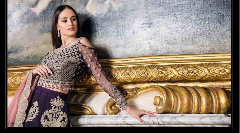 Asim Jofa Luxury Eid Collection 2019