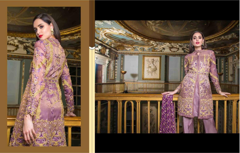 Asim Jofa Luxury Chiffon Collection 2019