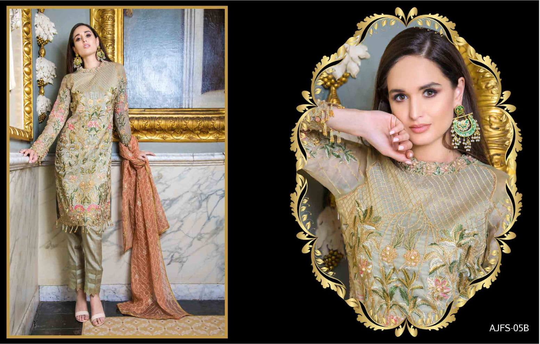 Asim Jofa Luxury Eid Collection 2019