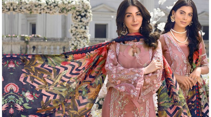 Gulaal Luxury Eid Collection 2019