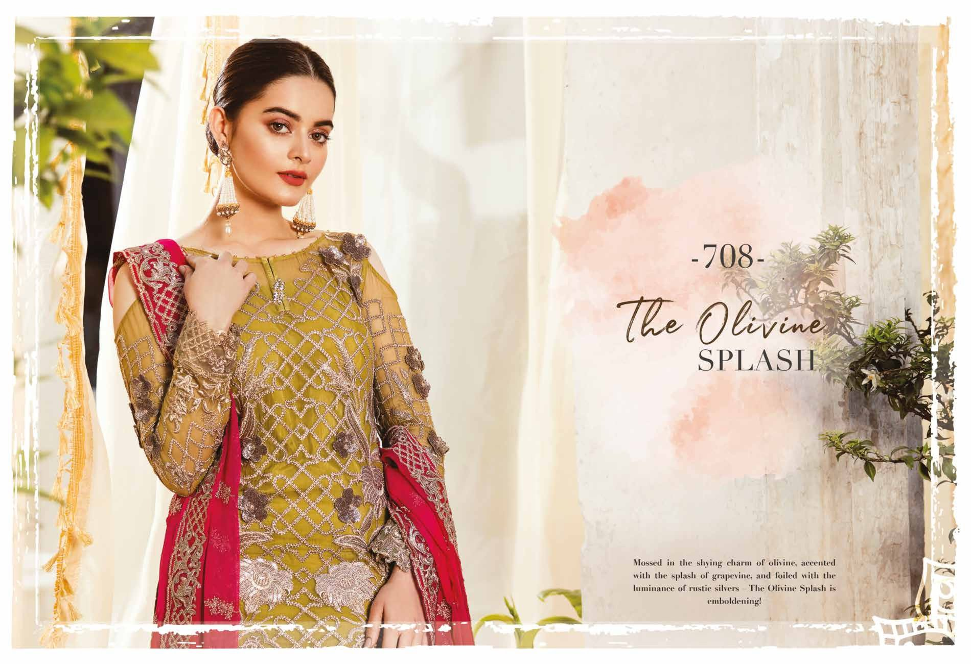 Imrozia Premium Eid Festive Collection 2019