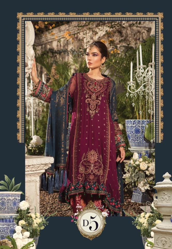 Mbroidered Eid Collection 2019