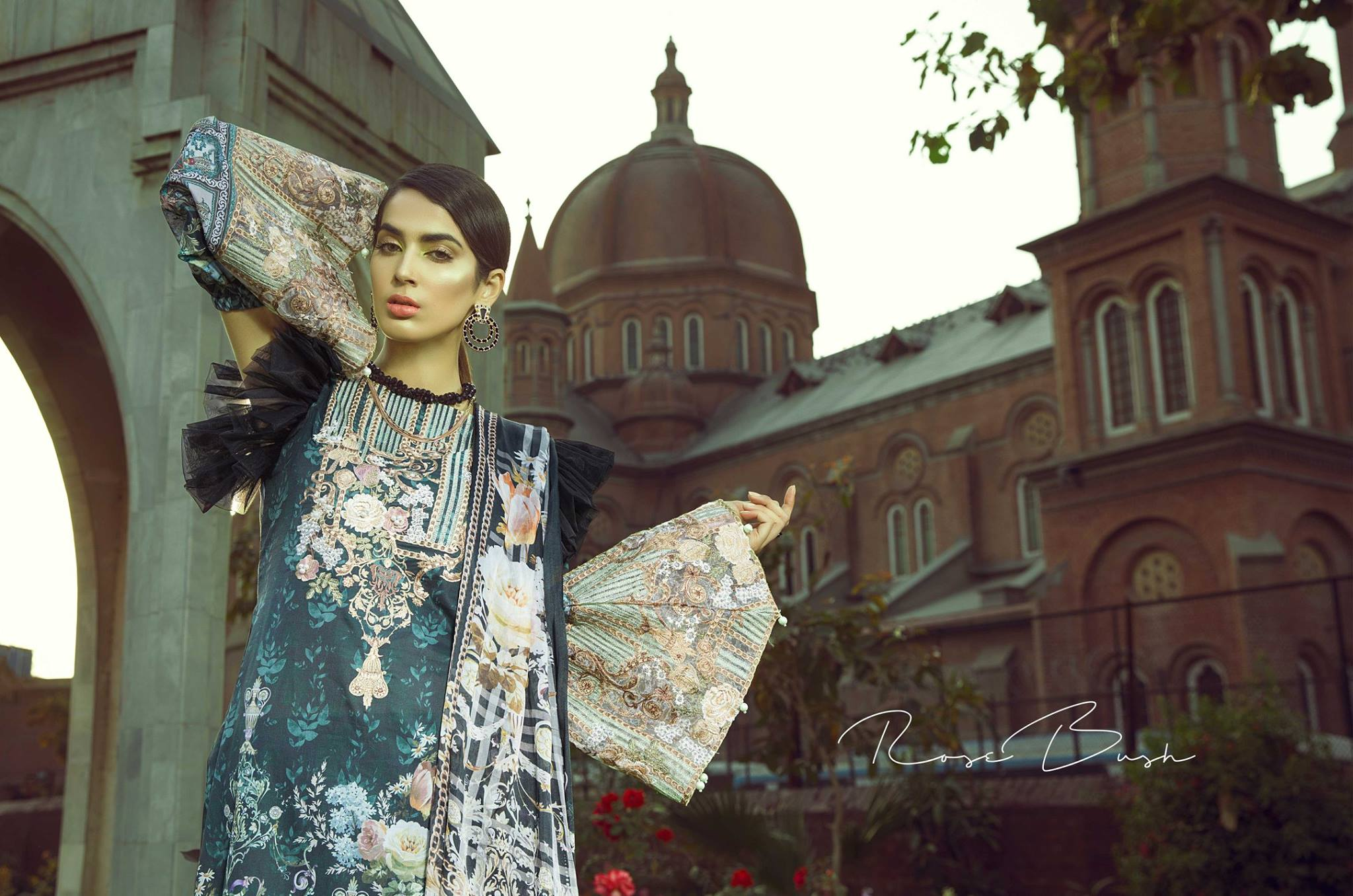 Morja Lawn Collection 2019