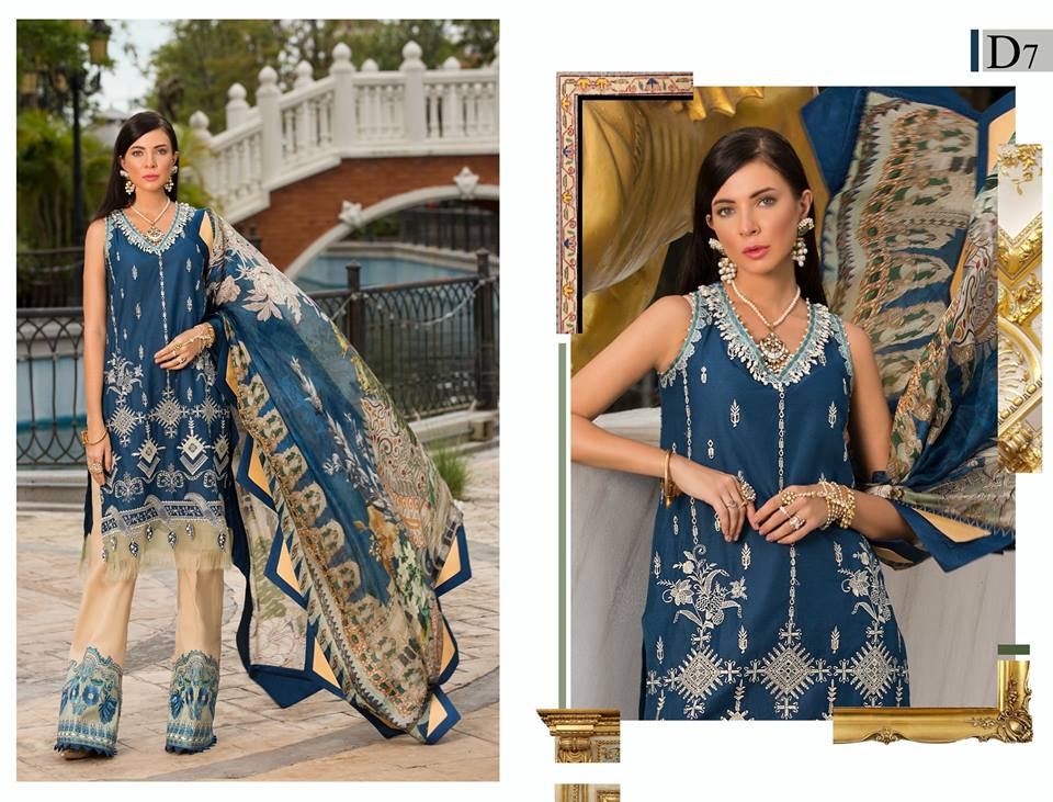 Noor Eid Festive Collection By Saadia Asad