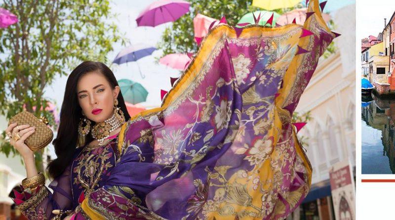 Noor Eid Festive Collection By Saadia Asad