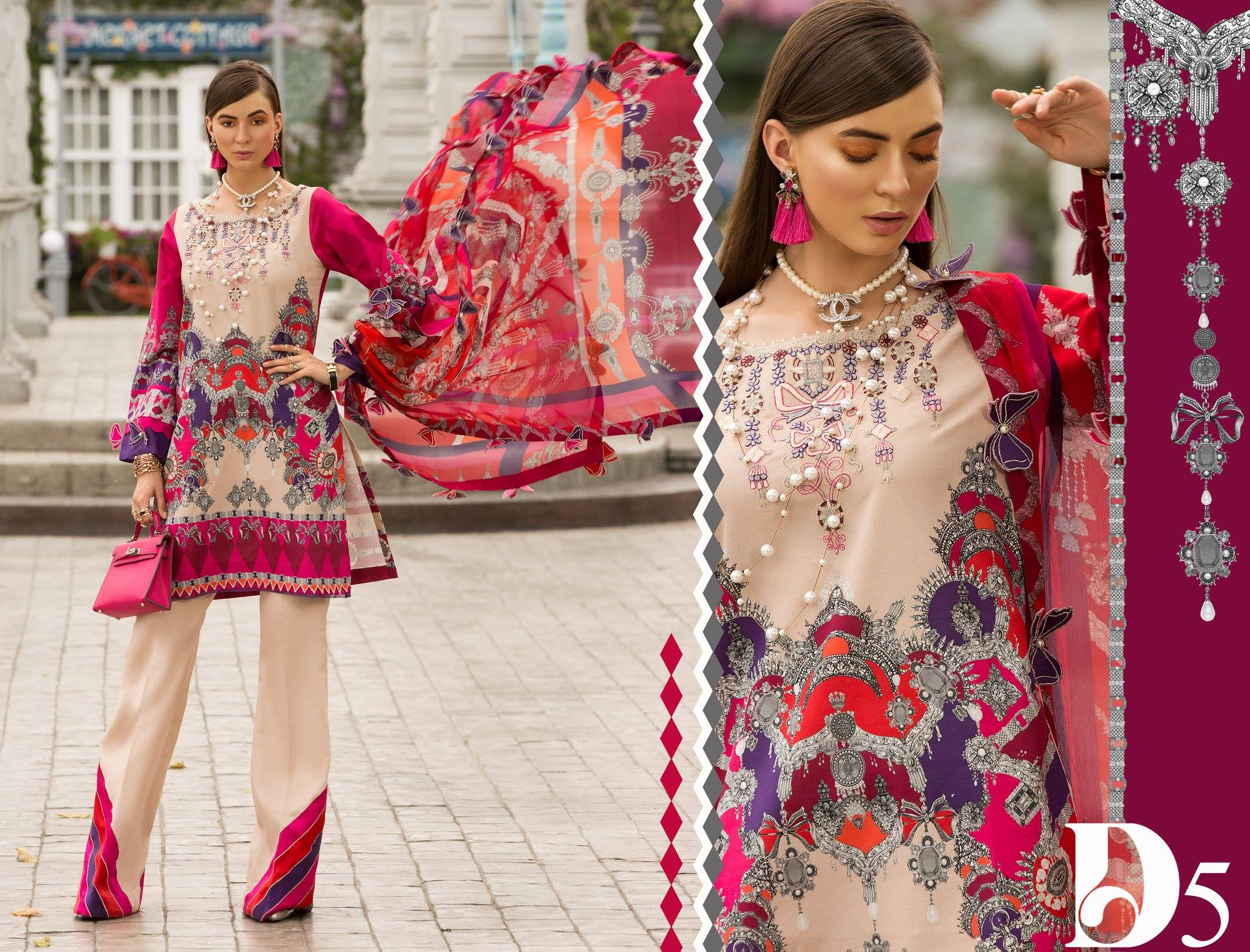 Shanaya By Saadia Asad Eid Collection 2019