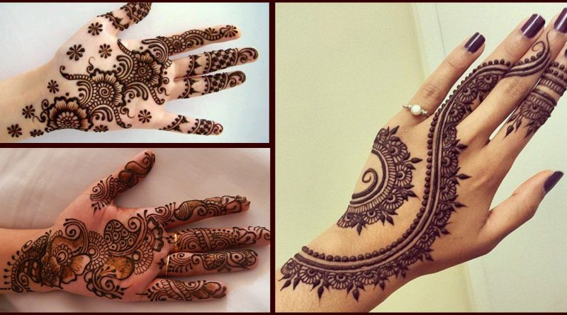 Mehndi Designs 2019 Simple And Easy Pk Vogue