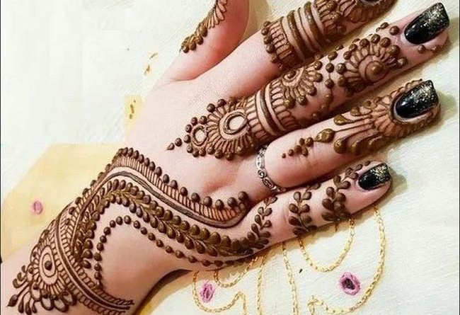 Mehndi Designs 2019 Simple And Easy