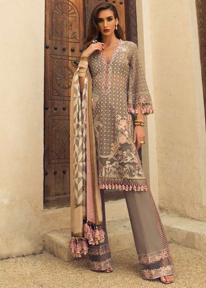 Faraz Manan Luxury Eid Collection 2019