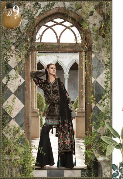 Maria B Eid Lawn Collection 2019