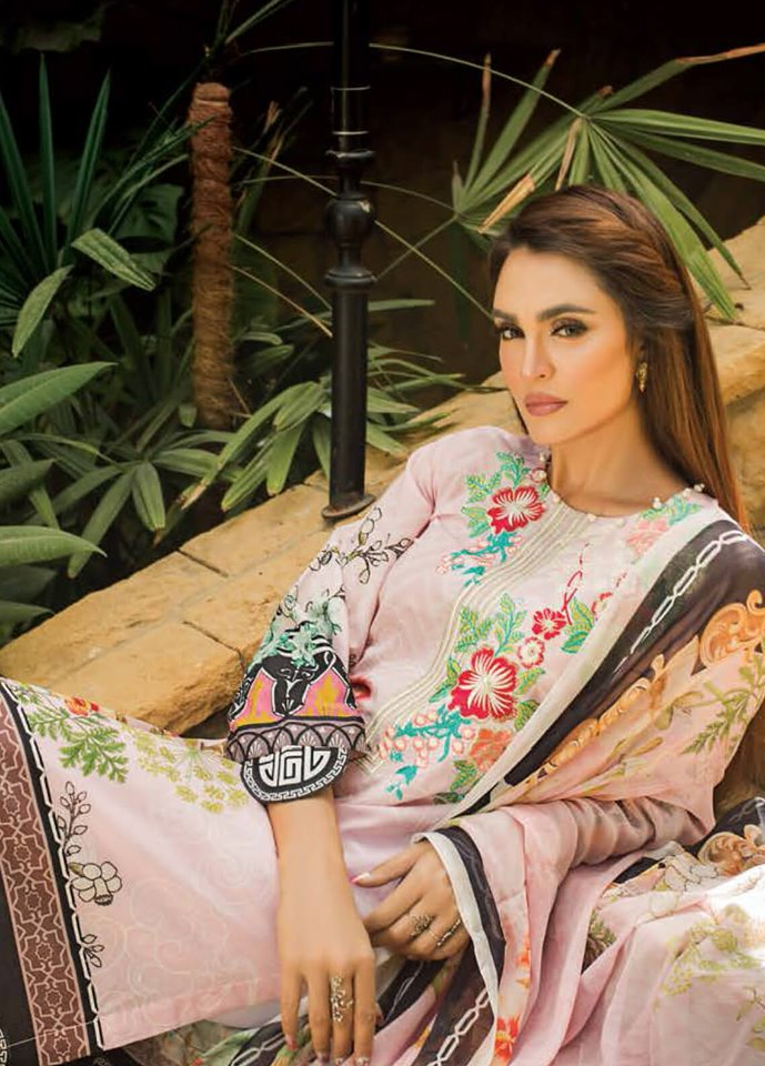 Nadia Hussain Premium Lawn Collection