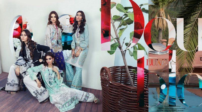 Sana Safinaz Muzlin Eid Collection