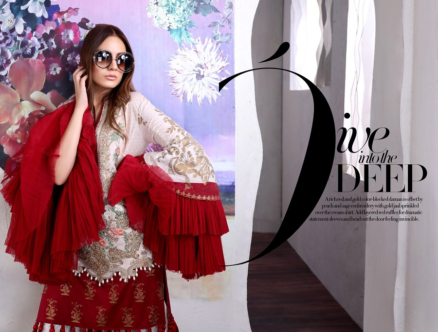 Sana Safinaz Muzlin Eid Collection