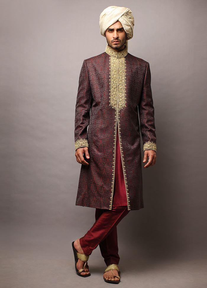 latest sherwani designs