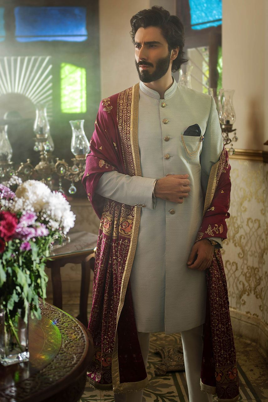 latest sherwani designs