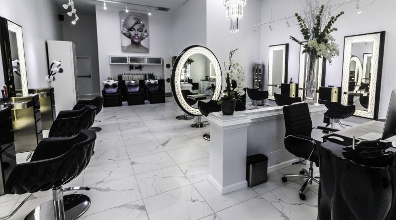 beauty salon in Pakistan